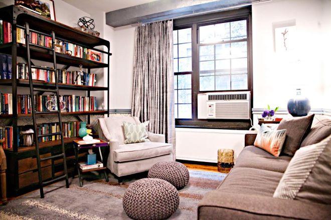 Psycotherapist's Office, image courtesy of Rhobin DelaCruz Designs