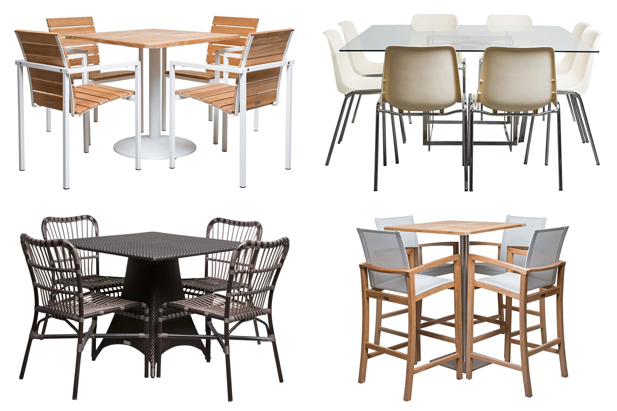 Outdoor Table Sets copy