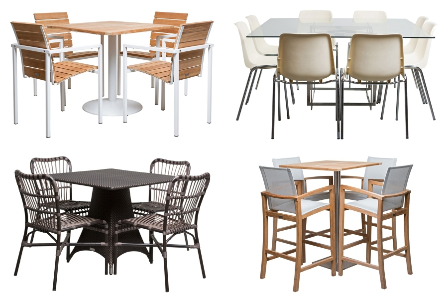 Outdoor Table Sets copy