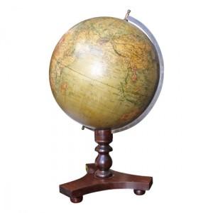 antique_mahogany_globe