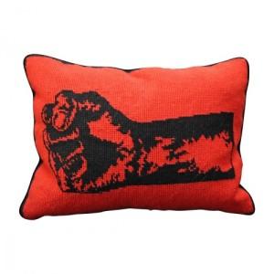 power_fist_pillow