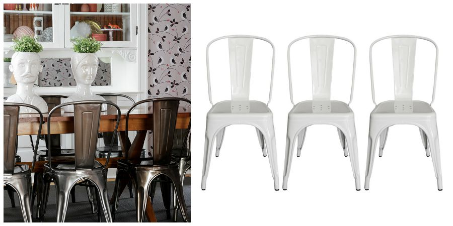 Marais Chair Collage