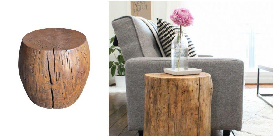 Stump Furniture Collage