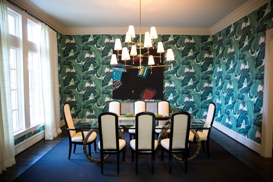 Amy Berry Dining Room