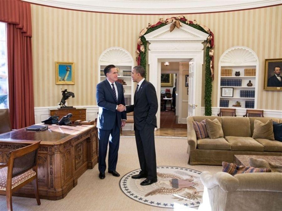 Jonas Oval Office