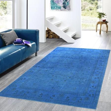 Pasargad Blue Oushak rug