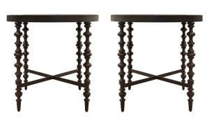 Duralee Side Tables