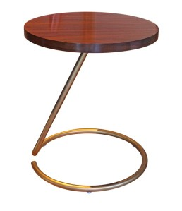 Barbara Barry Balancing Act Side Table