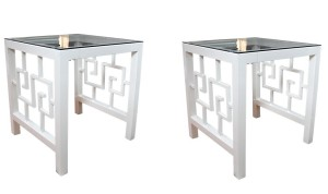Bungalow 5 Chinoiserie Side Tables