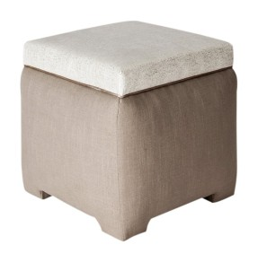 Radel Home Linen Pouf