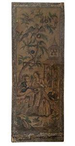 Chinoiserie Panel
