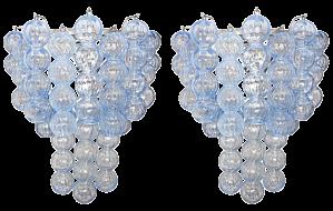 Glass Blue Murano