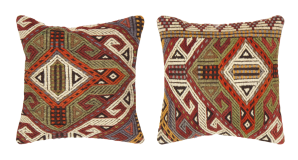 Handmade Pasargad Pillows