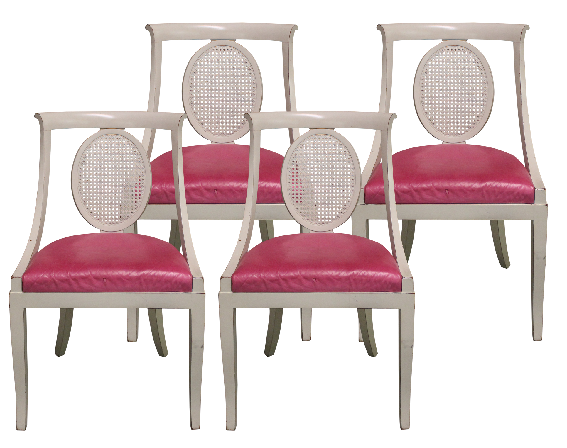 Awesome Hollywood Regency Side Chairs