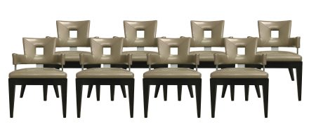 Lacquer Odeon Chairs