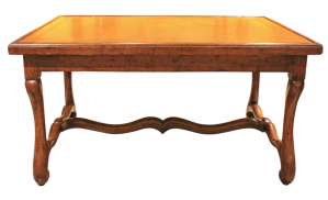 Leather Barona Table