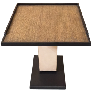 Masculine Side Table