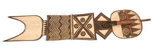 Wall Sculpture African Mask