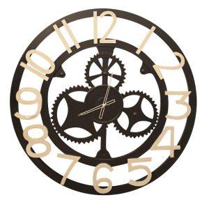 Wall Sculpture Clock