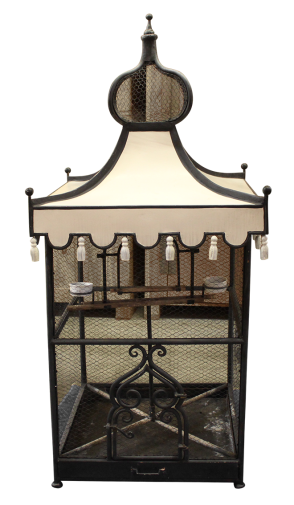 Chinoiserie Birdcage