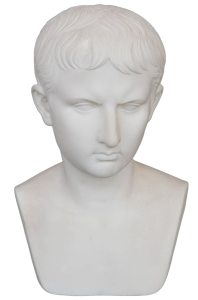 Decorative Objects Antique Marble Bust