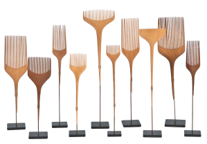 Decorative Objects Hair Combs