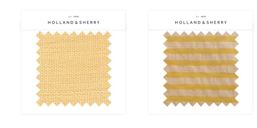 Fabric Collage Headboard