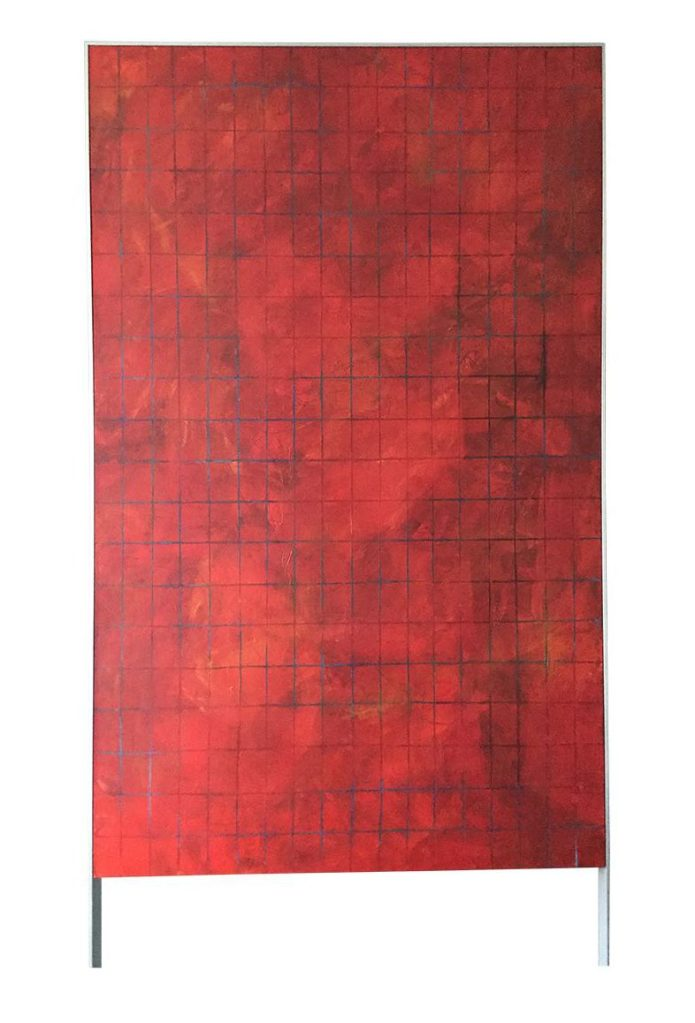 Red Painting 1