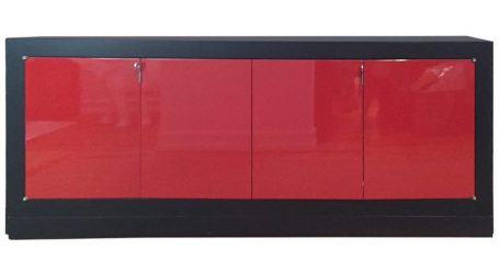Red Sideboard 1