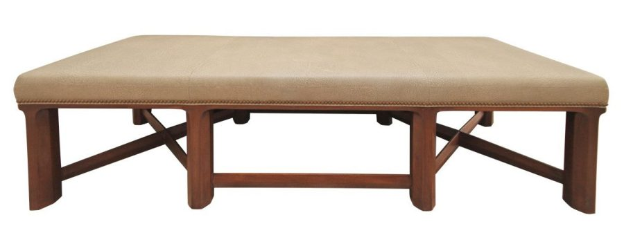 Shagreen Bench