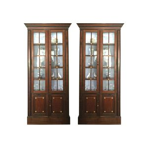 Fireplace Portuguese Display Cabinets