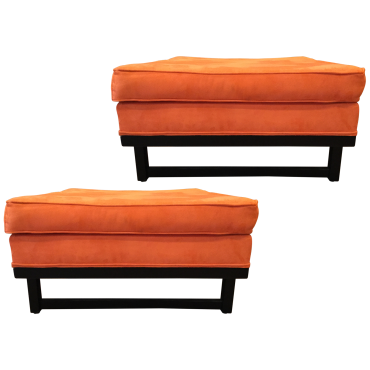 viyet-colors-orange-ottomans