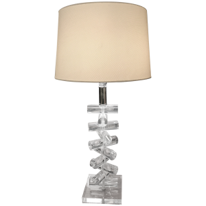 viyet-lucite-stacked-lamp