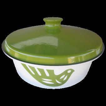viyet-vintage-enameled-steel-dish