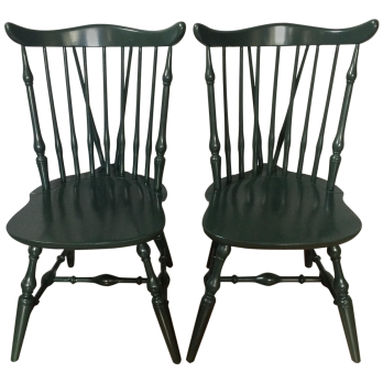viyet-green-windsor-chairs