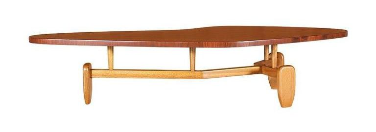 John Keal U201cOutriggeru201d Floating Top Coffee Table. Why We Love ...