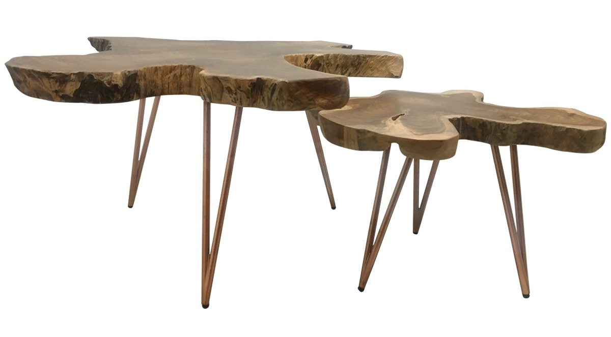 The Source Tree Trunk Coffee Tables