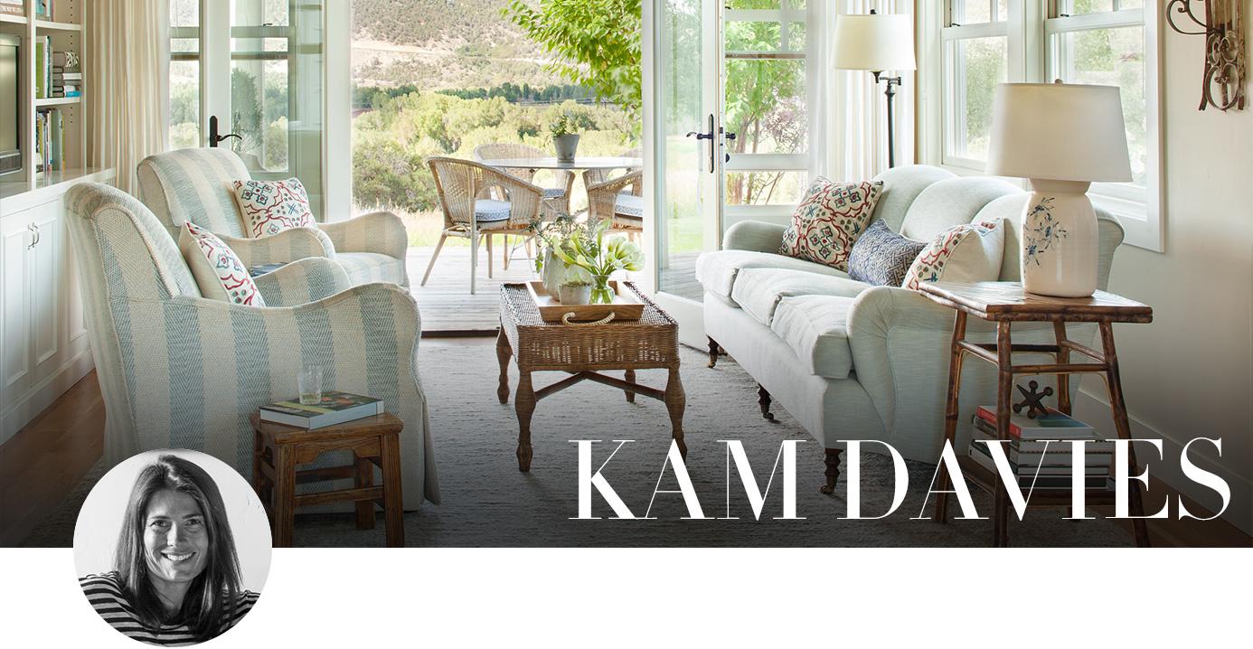Designer Profile: Kam Davies