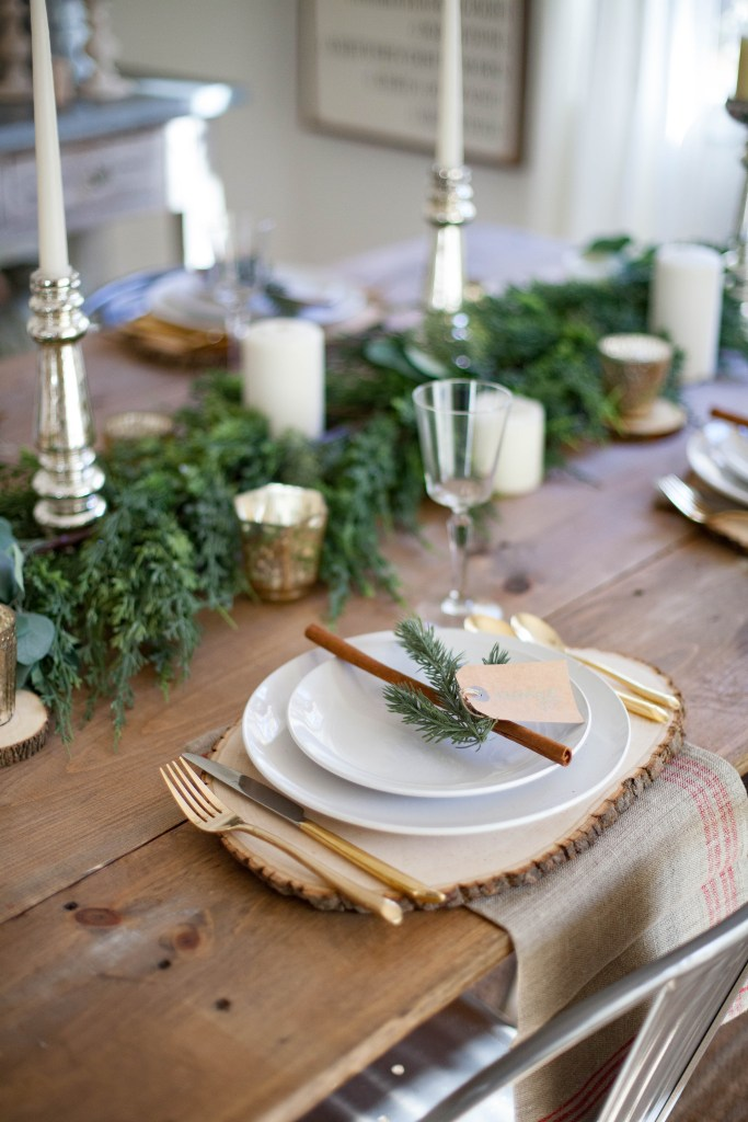 Lauren McBride Blog Christmas Table